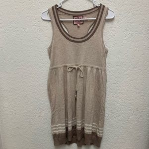 Juicy couture cream dress size S